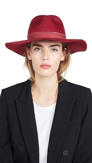 Brixton Ella 费朵拉帽