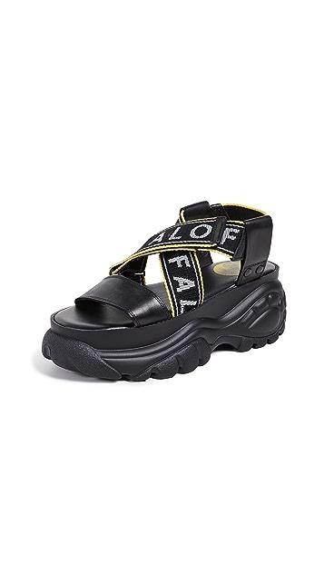 Buffalo London Classic Kicks Bo 凉鞋