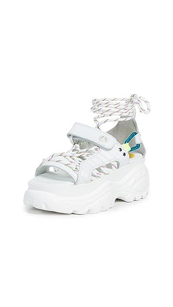 Buffalo London Elin Classic Kicks 凉鞋