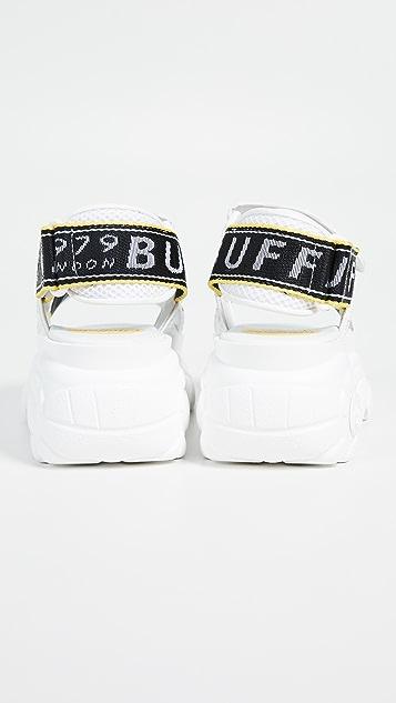 Buffalo London Ella Classic Kicks 凉鞋