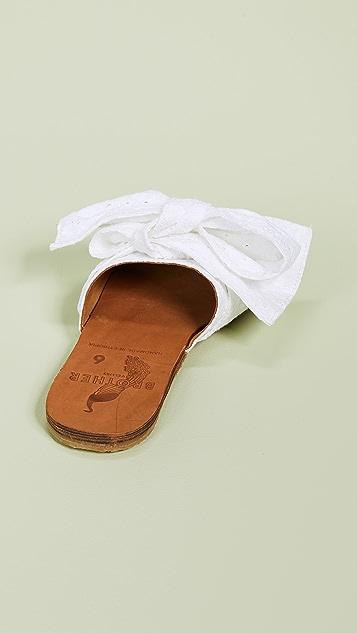 Brother Vellies Burkina 便鞋