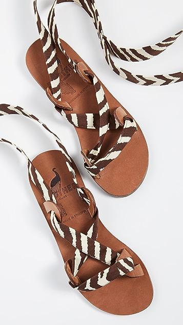 Brother Vellies Zanzibar 凉鞋