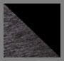 黑色/钢色