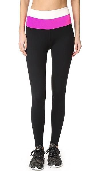 Beyond Yoga Kate Spade New York 贴腿裤