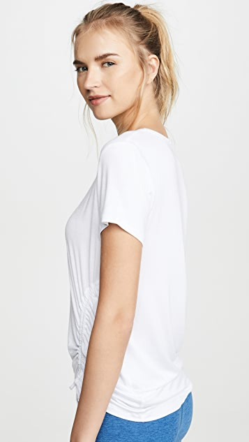 Beyond Yoga Pull Strings T 恤