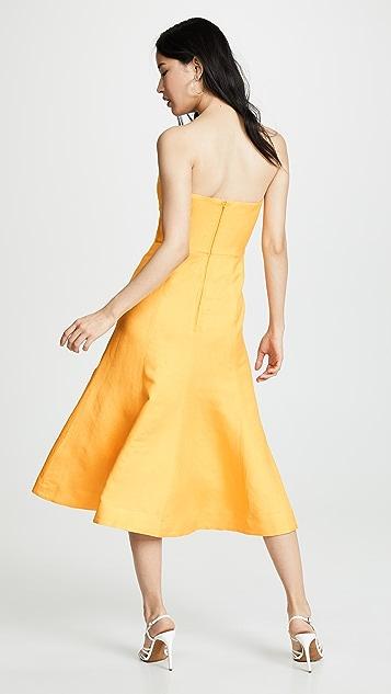 C/Meo Collective 新月中长连衣裙