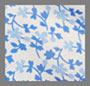 浅蓝色花朵
