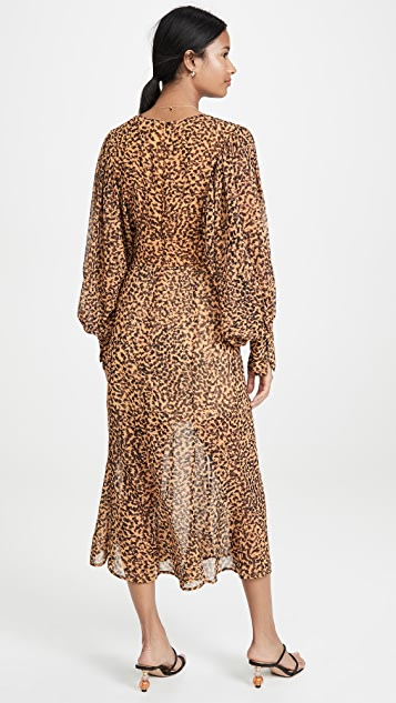C/Meo Collective Apparent 长袖连衣裙
