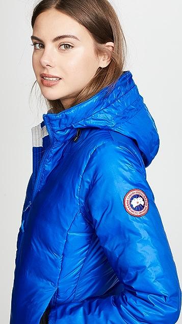 Canada Goose PBI Camp 连帽夹克