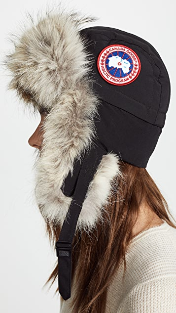 Canada Goose 飞行员帽子