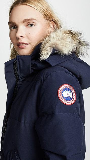 Canada Goose Mystique 帕克大衣