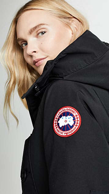 Canada Goose Olympia 派克大衣