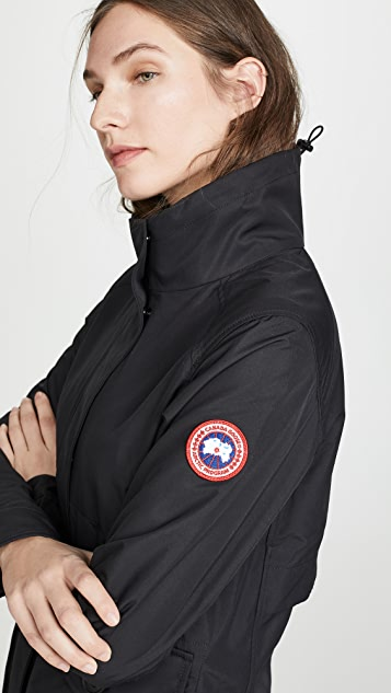 Canada Goose Elmira 飞行员夹克