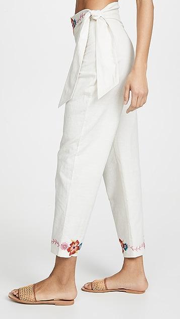 Carolina K 直脚裤
