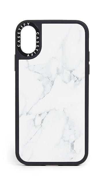 Casetify 大理石纹 iPhone X / Xs 手机壳