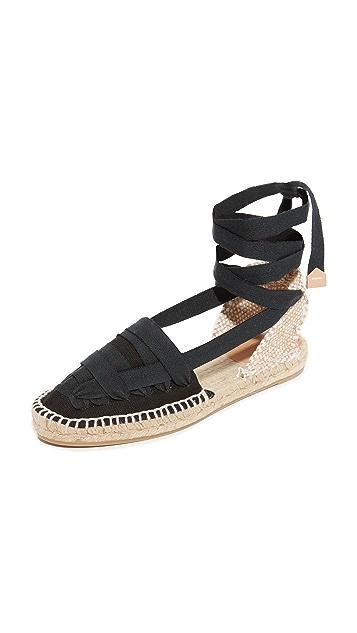 Castaner Classic Embetadas 帆布便鞋
