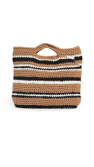 Caterina Bertini 钩针编织手提袋