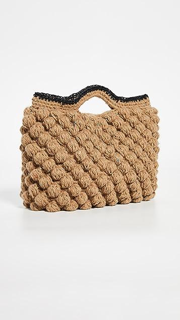 Caterina Bertini 梭织手提袋