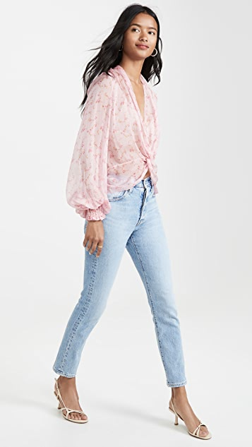 Caroline Constas Bette 女式衬衫