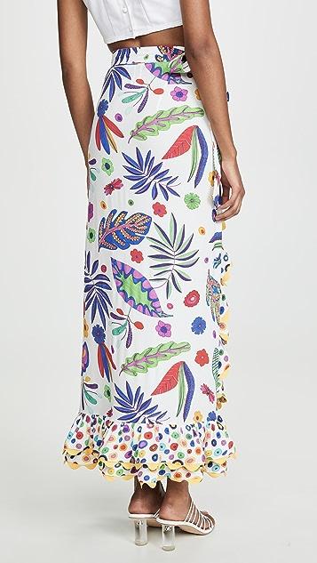CeliaB Durazno 半身裙