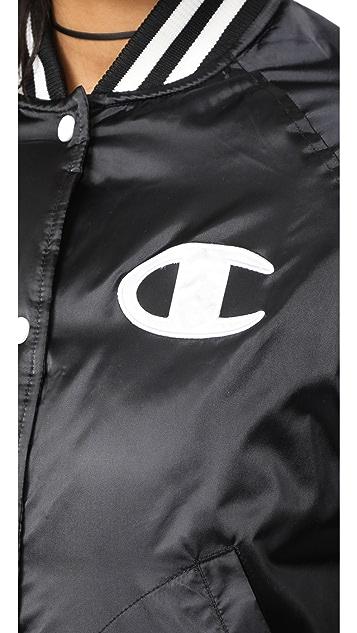 Champion Premium Reverse Weave 短夹克