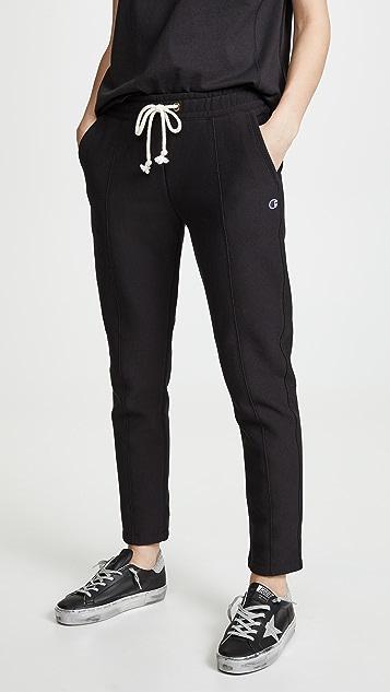 Champion Premium Reverse Weave 直脚裤
