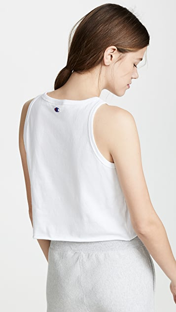 Champion Premium Reverse Weave 超短背心上衣