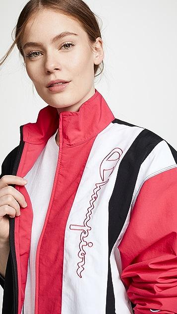 Champion Premium Reverse Weave 运动风夹克