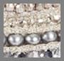 灰色珍珠色混色