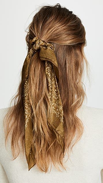 Chan Luu 颈巾式发束