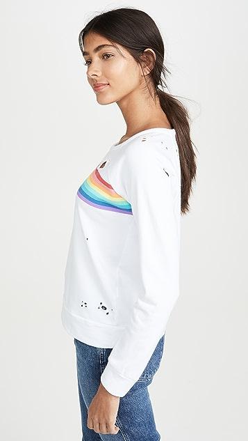 Chaser 彩虹条纹长袖