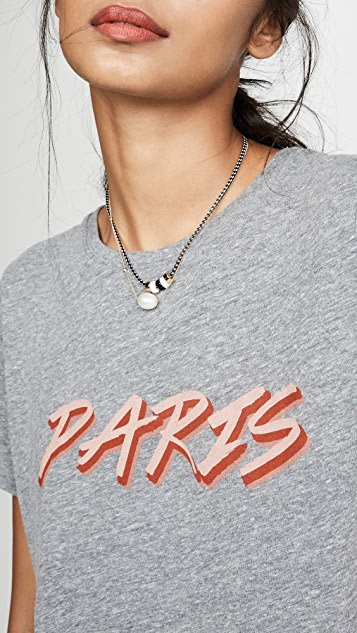 Cinq a Sept Tous Les Jours Paris T 恤
