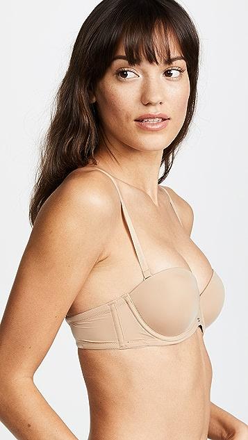Calvin Klein Underwear Naked Glamour 无肩带上托文胸