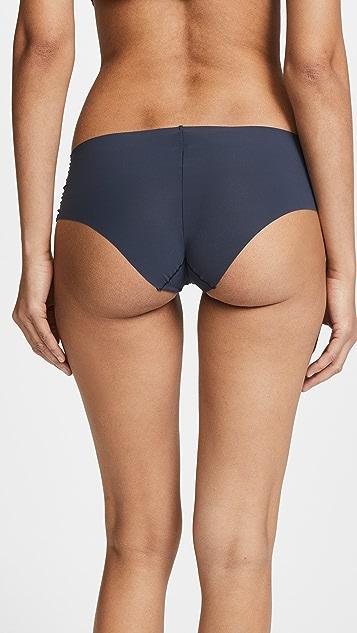 Calvin Klein 钢托文胸 隐形 5 件式低腰内裤