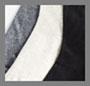 白灰色 / 灰色 / 黑色