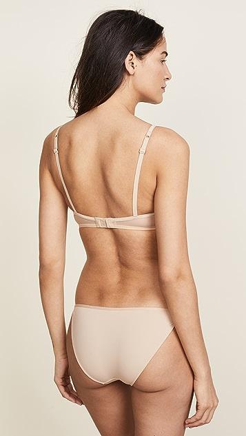 Calvin Klein Underwear Sheer Marq 半罩杯无衬里文胸