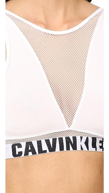 Calvin Klein 钢托文胸 Calvin Klein ID 无衬里休闲文胸