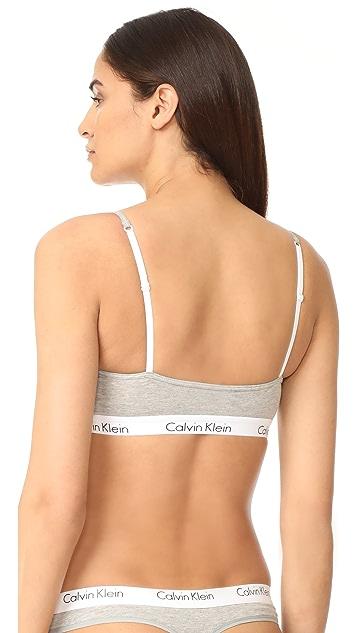 Calvin Klein Underwear CK One 无衬里休闲文胸