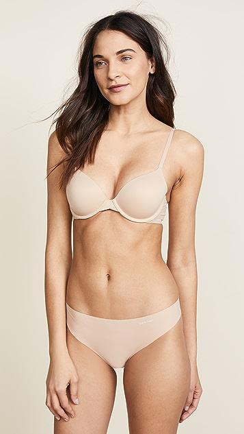 Calvin Klein Underwear 无痕丁字裤 3 件装