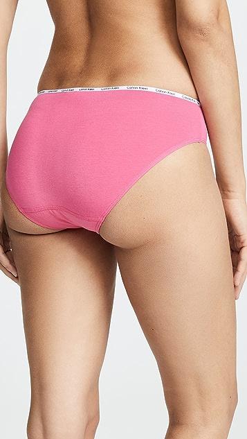 Calvin Klein Underwear 5 件装比基尼短内裤