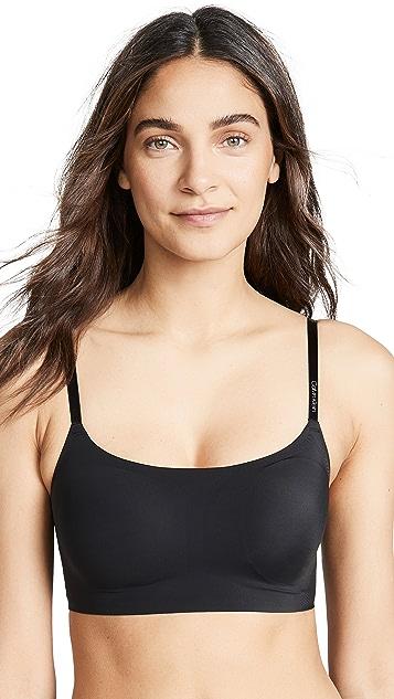 Calvin Klein 钢托文胸 无痕可调节肩带休闲文胸