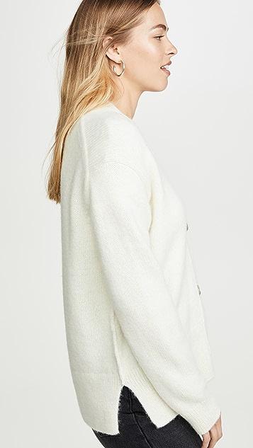 Closed Alpaca 针织毛衣