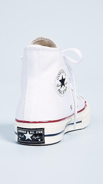 Converse All Star 七十年代复古高筒球鞋