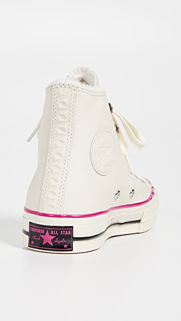 Converse Chuck 70 皮高帮运动鞋