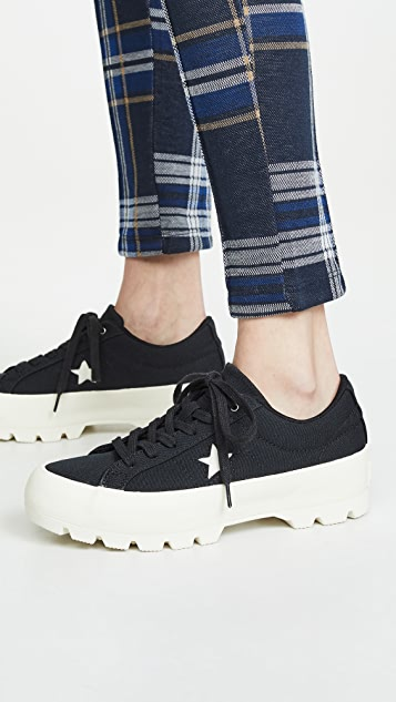 Converse One Star Lugged Ox 运动鞋