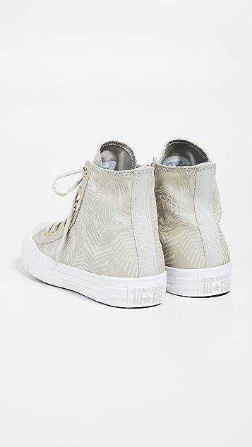 Converse Chuck Taylor All Star Summer 高帮棕榈树运动鞋