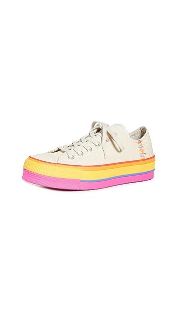 Converse Chuck Taylor All Star 彩虹运动鞋
