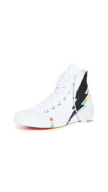 Converse Pride 经典高筒球鞋