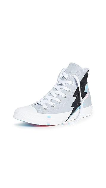 Converse 经典高筒球鞋