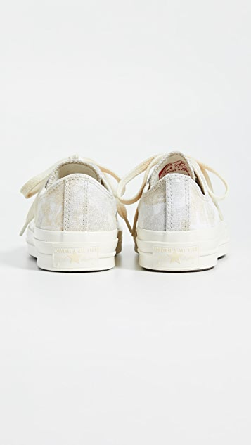 Converse Chuck 70 Ox Beach 染色运动鞋